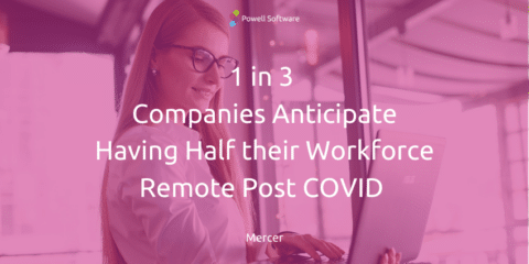 Manage Remote Employees 1 in 3 remote post covid