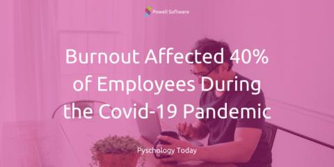 Management von Remote-Mitarbeitern Burnout