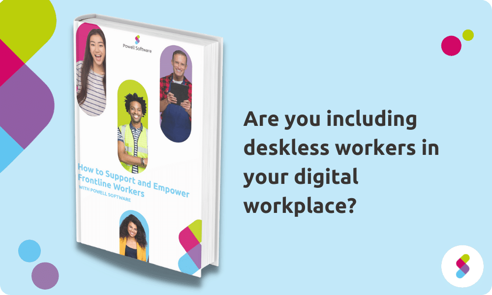 A Guide to Digital Tools for Deskless Workers