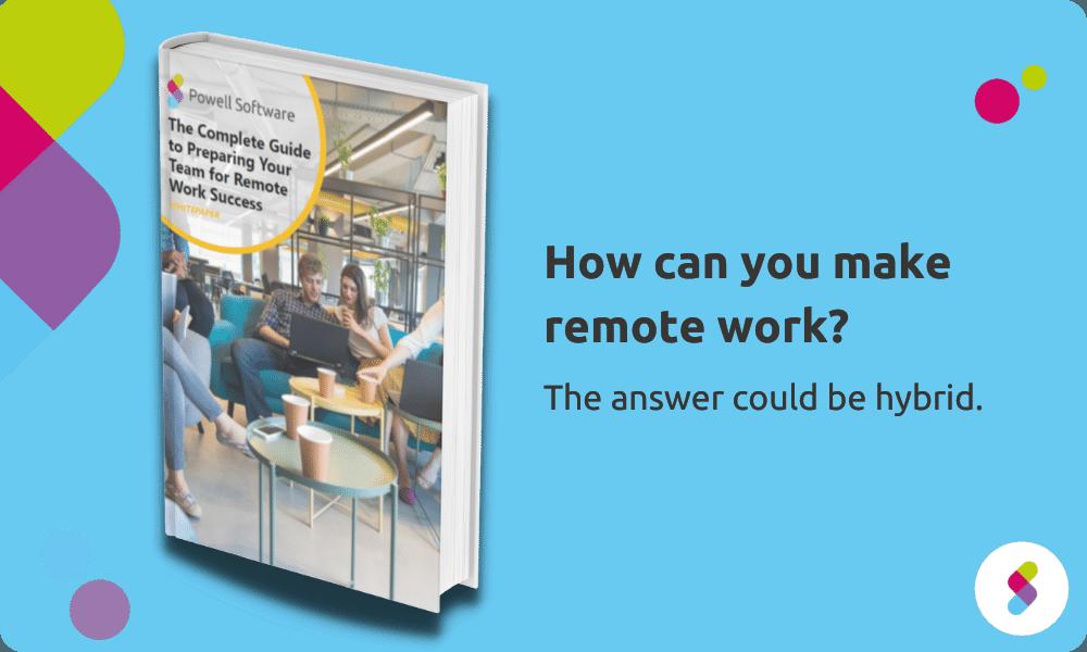 Remote Work Success Whitepaper